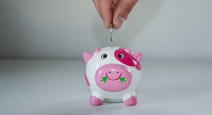 spara pengar med inflation